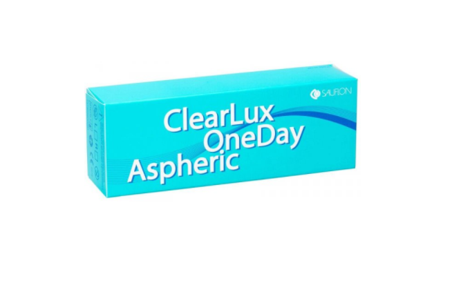 ClearLux One Day Aspheric