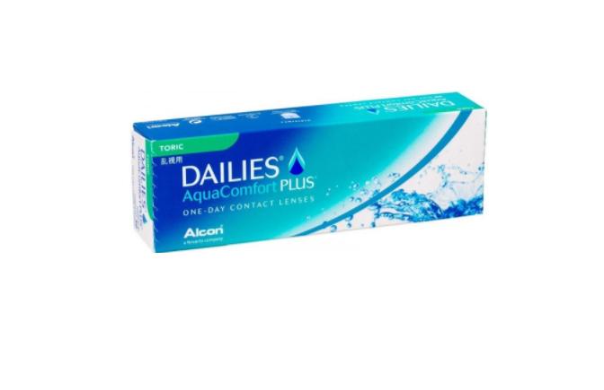 Dailies Aqua Toric
