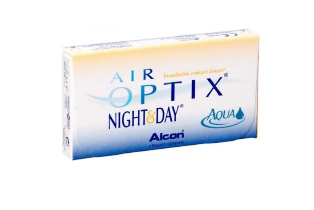Air Optix Night&Day Aqua