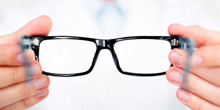 Правила ухода за очками