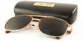Очки-тренажеры M107-super-vision