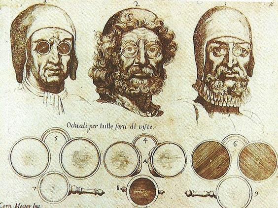 История возникновения солнцезащитных очков